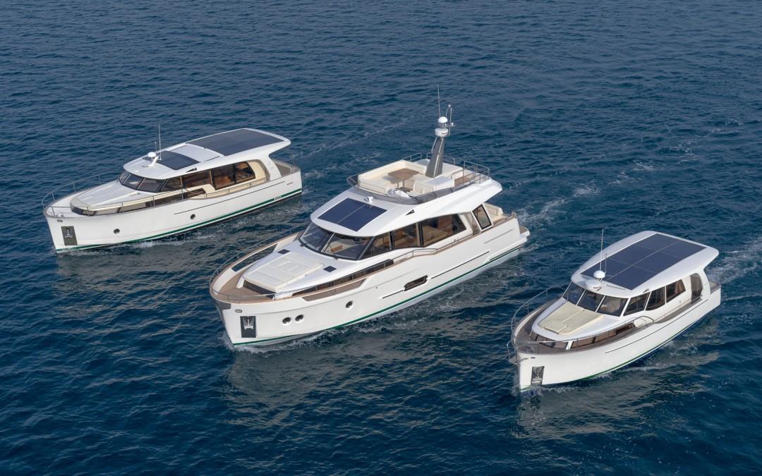 Greenline Hybrid Yachts