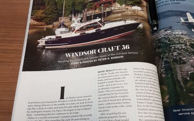 Windsor Craft in Pacific Yachting